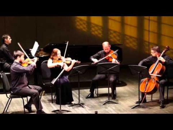 "Embedded thumbnail for Murat Kabardokov and Klever Quartet ""Kafa"""